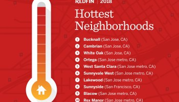 Seattle neighborhoods left off Redfin's list of hottest housing markets as San Jose leads the way
