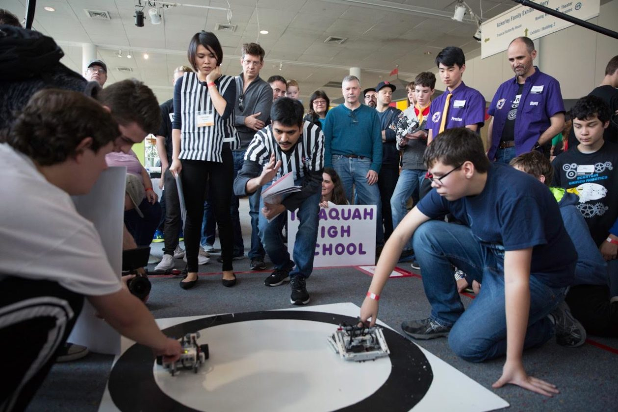 Unified Robotics Program For Intellectually Disabled