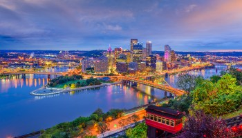 Pittsburgh forges a new future, remaking iconic steel town into a modern innovation factory