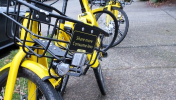 Chinese bike-sharing juggernaut Ofo raises $866 million from Alibaba and other investors