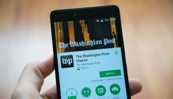Washington Post profitable and growing for two years under Jeff Bezos' ownership