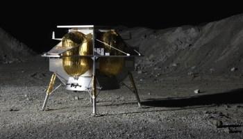 Astrobotic's Peregrine lander