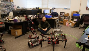 Our robot neighbors: Hanging out with the mechanical inhabitants of 'Robotics Row'