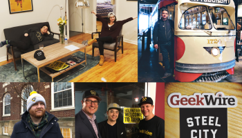 Pittsburgh Postscript: Surprises, gripes, memorable characters and epic experiences from GeekWire's month in the Steel City