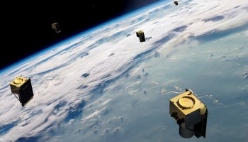 BlackSky Global satellites