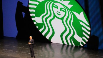 Starbucks meets expectations with $6B in quarterly revenue, shares down slightly