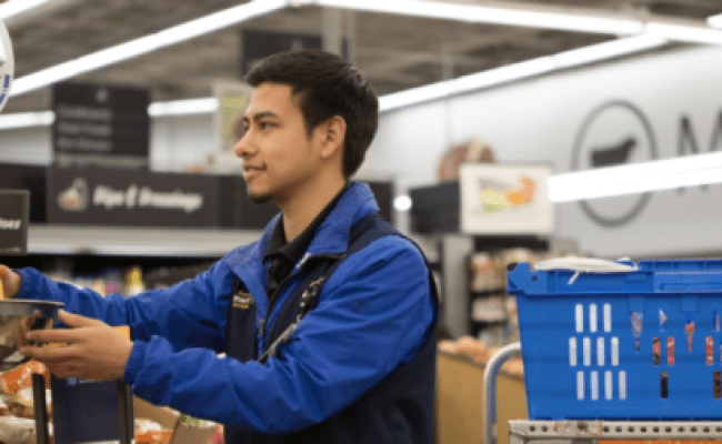 Walmart Counterpunches Amazon With Plan To Expand Grocery