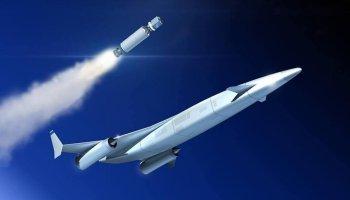 SABRE space plane