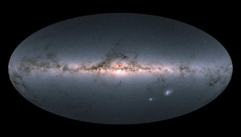 Gaia full-sky map