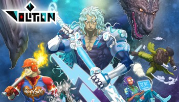A print-on-demand, blockchain-powered collectible card game: Cryptogogue's Volition