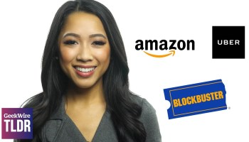 TLDR: Seattle wants to raise Uber and Lyft rates, Blockbuster's last stand, fact-checking Trump on Amazon