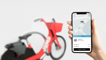 Uber moves into multimodal transportation with acquisition of bike-share startup JUMP