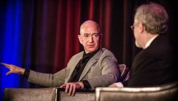 Bezos and Boyle