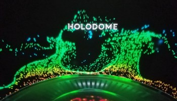 VR in a social sphere: What MoPOP's cutting-edge Holodome means for the future of shared 'reality'