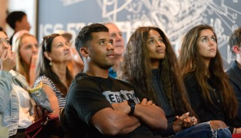 Celebs join NFL star Russell Wilson as he launches new video series about success on TraceMe