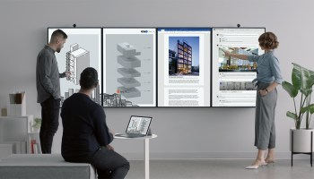 Next-generation Microsoft Surface Hub coming in 'phased introduction' starting in 2019
