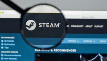 A tiny independent Steam game was almost certainly a cryptojacking scam
