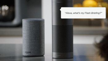 As Alexa's Flash Briefing tops 5,000 skills, content providers learn more about what you want to hear