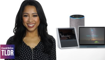TLDR: Cortana-Alexa integration, Bono invests in Seattle startup, Oculus Go first impressions