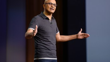 Microsoft CEO Satya Nadella: Celebrating $1 trillion market cap would be 'the beginning of the end'