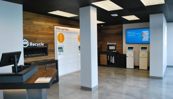 Amazon opens package pickup location in Seattle, increasing brick and mortar footprint