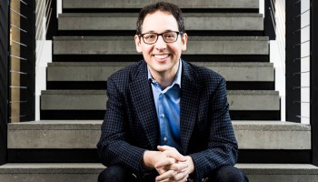 Working Geek: How Chris Capossela went from Bill Gates' speechwriter to Microsoft's chief marketer