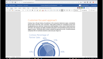 Office gets a new look: Subtle changes to Microsoft flagship product aim to reflect new era of work
