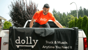 Dolly expands moving app across U.S., hits $1M in monthly revenue and 100K customers