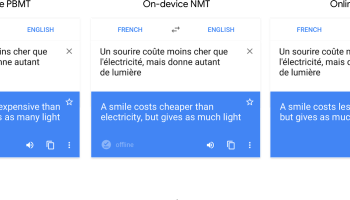 Google Translate gets smarter offline translation features that account for context