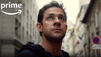 Out of 'The Office': Comedy star gets serious in new trailer for Amazon's 'Jack Ryan' series