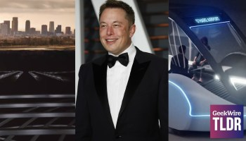 TLDR: Elon Musk's Boring Company to build Chicago transit system, housing development as a service, Death Cab sings about Amazon
