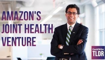 TLDR: New CEO of Amazon's joint health venture; Dolly sues WA state; Gates, Buffett, and candy