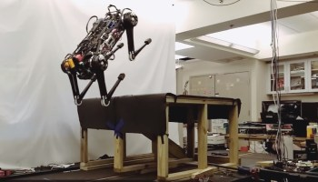 MIT Cheetah 3 robot