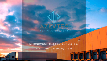 Mysterious Oregon startup Azevtec raises $8M for self-driving 'zero-emission vehicle systems'