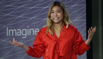 Snowboarding sensation Chloe Kim isn't worried about the robots taking over