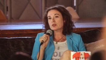 Tech journalist and Chairman Mom founder Sarah Lacy on the power of being polarizing