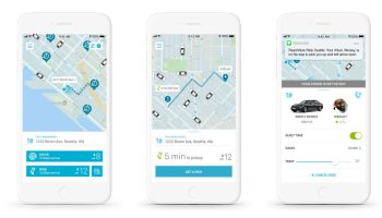 BMW's ReachNow challenges Uber and Lyft, brings car-sharing and new ride-hailing service together in one app