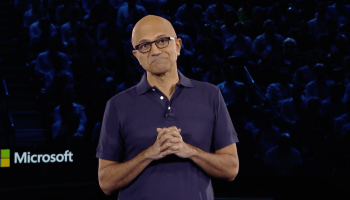 How Microsoft is helping big retailers Walmart and Kroger compete with Amazon
