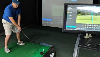 Improving your golf game: How new tech tools can help sharpen swings and lower scores