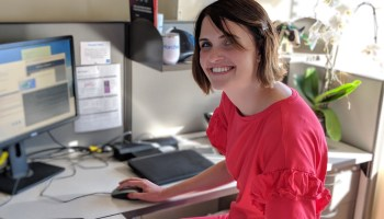 Geek of the Week: Say hello to Erin Murphy of Marchex, whose calling is analyzing business calls