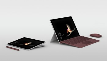 Microsoft unveils $399 'Surface Go' with 10-inch display and USB-C port to take on lower-cost iPads and Google Chromebooks