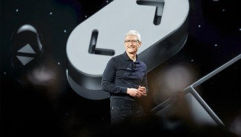 Apple beats earnings expectations with $53.3B in revenue, stock up 3%