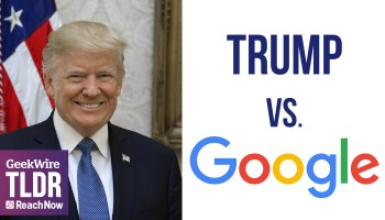 TLDR: Trump vs. Google, minority students in AP computer science, rare computer headed to auction