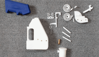 Week In Geek Podcast: How blueprints for 3D printed guns turned into a national lawsuit