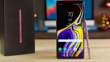 Geared Up Podcast: Galaxy Note 9 hands-on review
