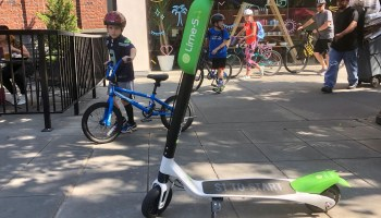 Scofflaw scooter spotted in Seattle: Company mum on mysterious appearance of banned Lime-S