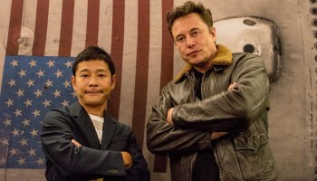 Japan's Yusaku Maezawa revealed as first customer for SpaceX trip around the moon
