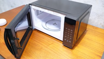 Watch: Cooking a potato in Amazon's microwave, plus Ring CEO Jamie Siminoff on new Stick Up Cam