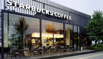 Starbucks announces plans to 'go greener' at 10,000 of its stores worldwide by 2025