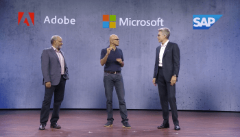 Microsoft teams up with Adobe and SAP on Open Data Initiative to link data across their products